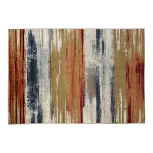 Sachi Stripes Heatset Rug