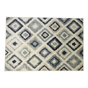 Sachi Diamonds Heatset Rug