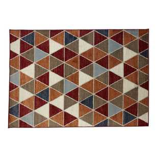 Sachi Triangles Heatset Rug