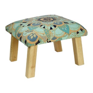 Hot Buy Mexican Nahla Footstool