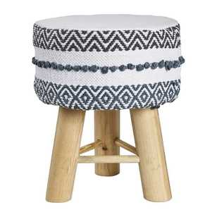 Living Space Moroccan Foot Stool