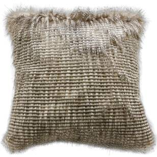 Elmwood Faux Fur Cushion