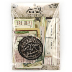 Tim Holtz Layers, Collector