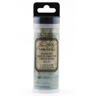 Tim Holtz Design Tape, French