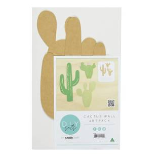 Kaisercraft Cactus Wall Art Pack