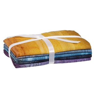 Indonesian Stripe Flat Fats Bundle 5 Piece