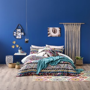 Ombre Home African Summer Lulu Quilt Cover Set