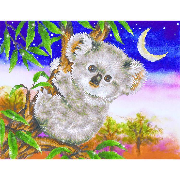 Diamond Dotz Koala Diamond Facet Art Kit