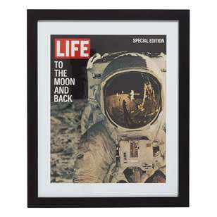 The Art Group - Time Life - Man On The Moon Print