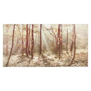 The Art Group - Ian Winstanley - Autumn Leaves Print