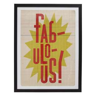 The Art Group - Edu Barba - Fabulous Print