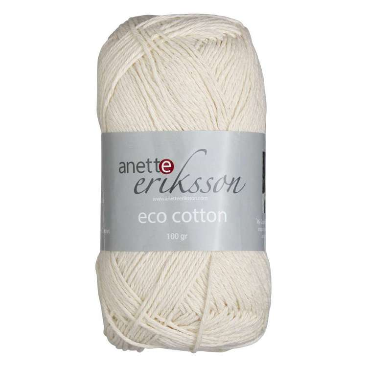 Anette Eriksson Eco Cotton