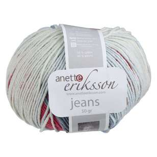 Anette Eriksson Jeans Crazy Yarn