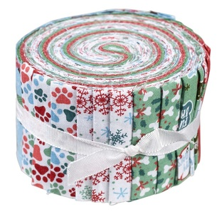Jelly Roll Pet Christmas 20 Piece