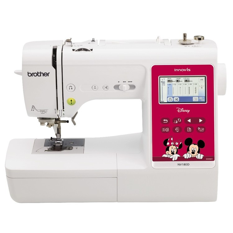 Brother NV180D Disney 3-in-1 Embroidery Machine