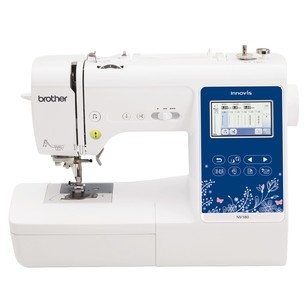 Brother NV180 3-in-1 Embroidery Machine