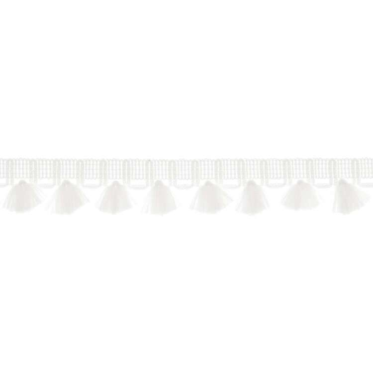 Simplicity Tab Tassel Fringe