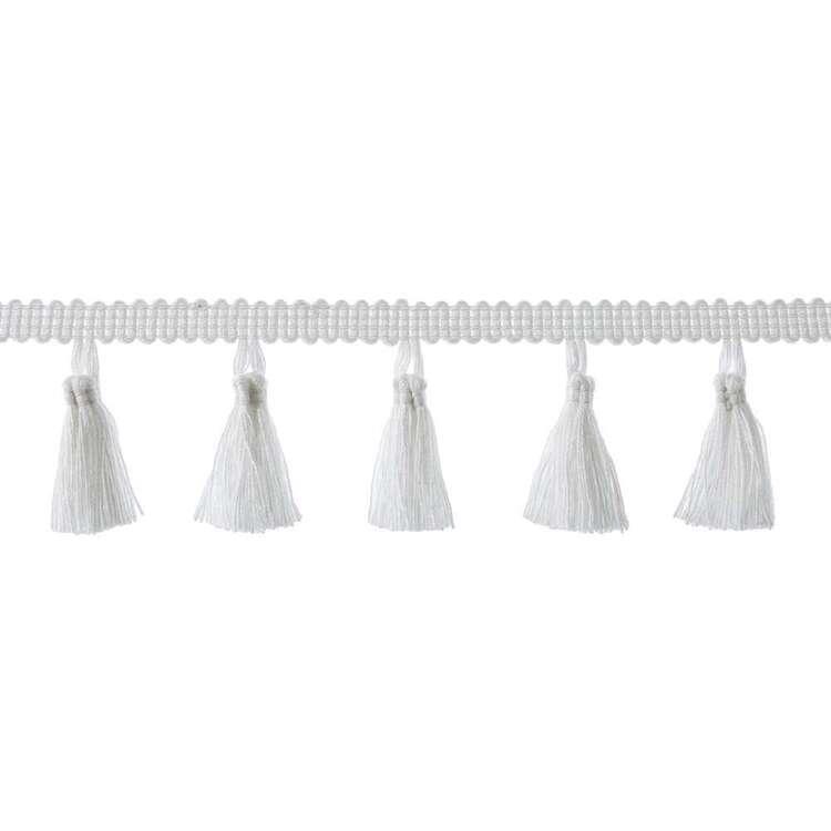 Simplicity Tassel Fringe