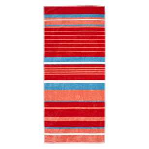 Canningvale Lux Velour Candy Beach Towel