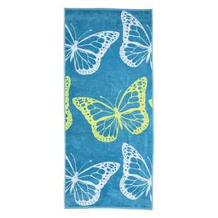 Canningvale Lux Velour Fly Away Beach Towel