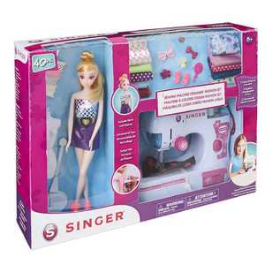 Singer A2228 Kids Sewing Machine Designer Fashion Set