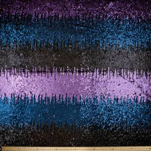 Ombre Large Sequin Fabric
