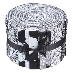 Mix Monotone 20 Piece Jelly Roll Bundle