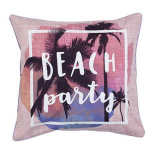 Ombre Home Neon Tropics Layne Beach Cushion