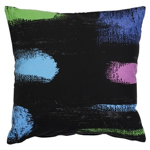 Ombre Home Neon Tropics Layne Sketch Cushion