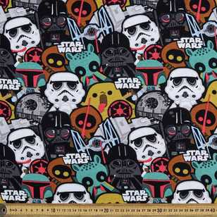 Star Wars Baddies Printed Jersey