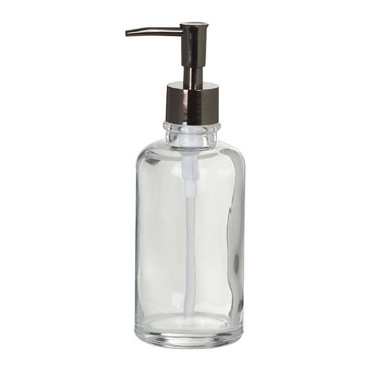 KOO Glass Soap Dispenser