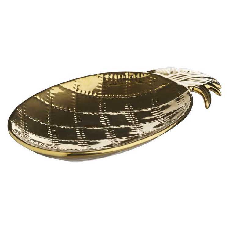 KOO Large Gold Tray