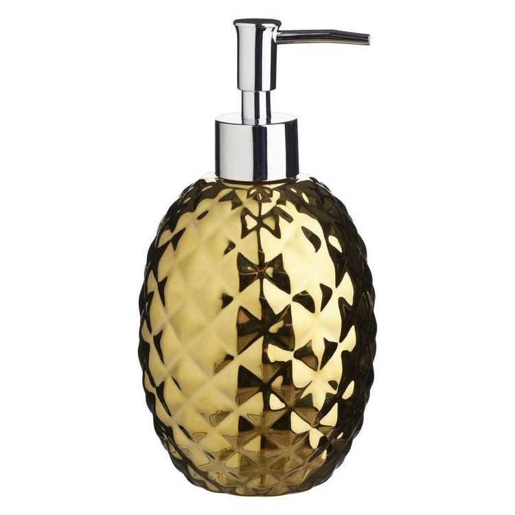 KOO Gold Soap Dispenser