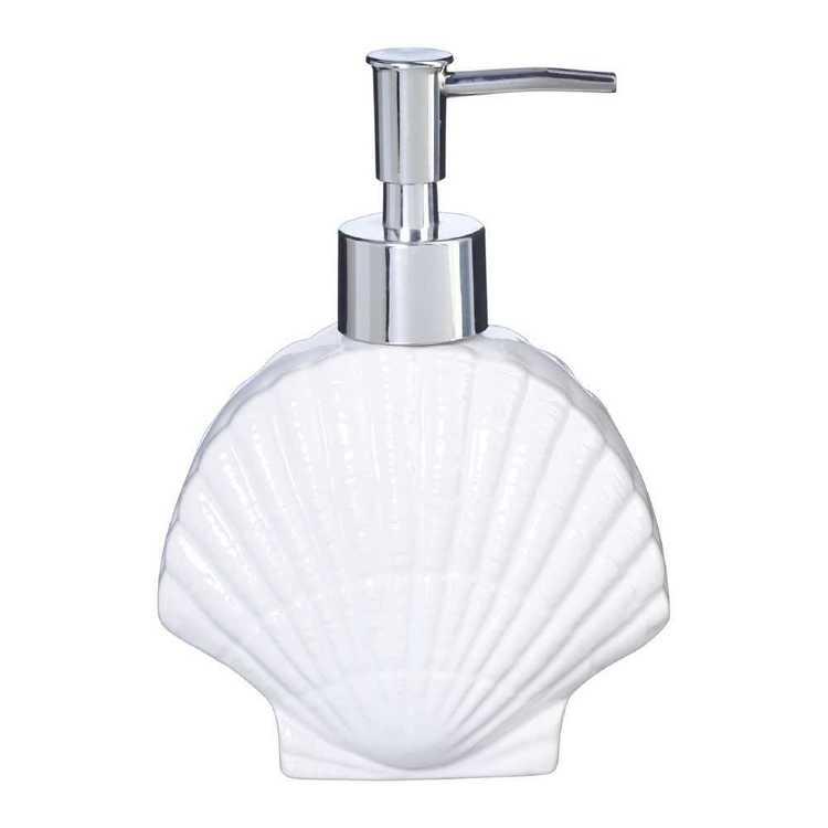 KOO Seashell Soap Dispenser