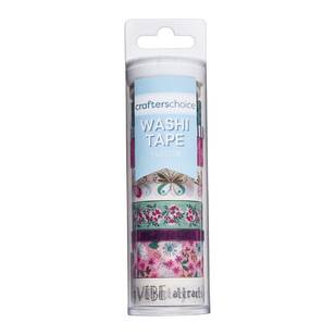 Crafters Choice Flutter Washi Tape Value Tube
