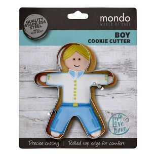 Mondo Boy Cookie Cutter