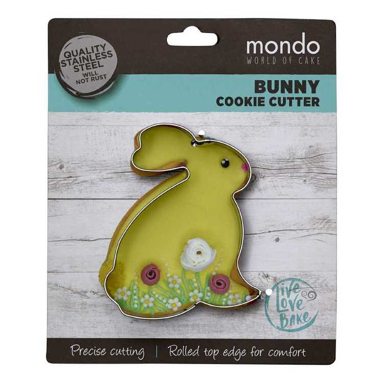 Mondo Bunny Cookie Cutter