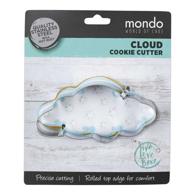 Mondo Cookie Cutter - Cloud