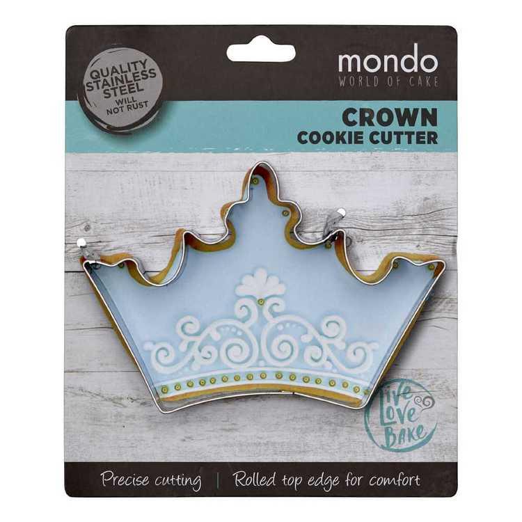 Mondo Crown Cookie Cutter
