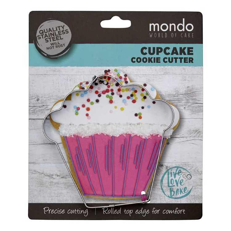 Mondo Cupcake Cookie Cutter