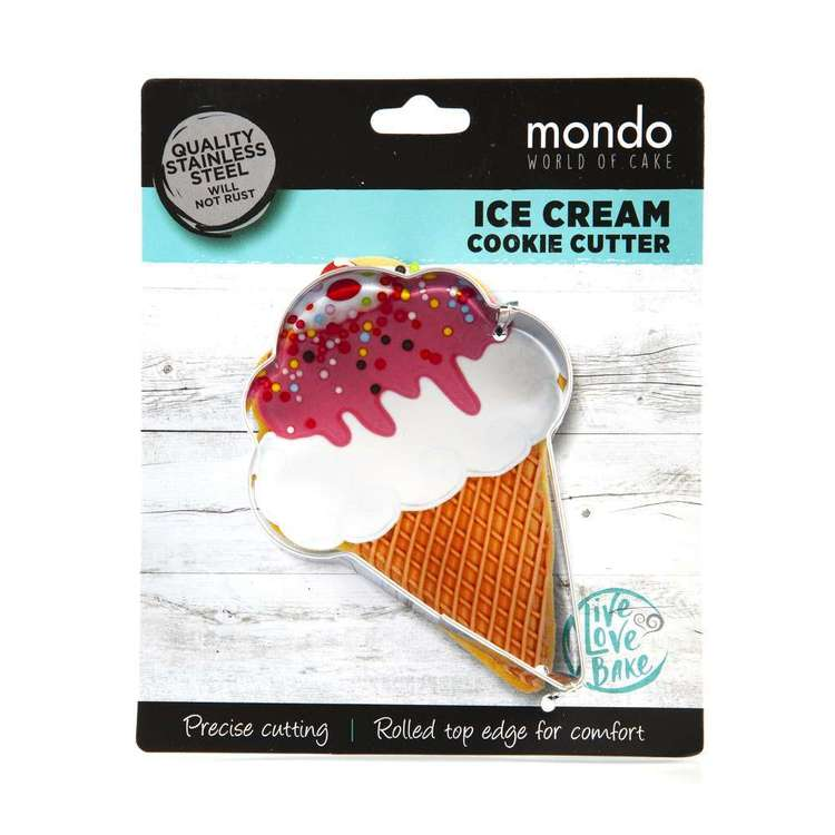 Mondo Cookie Cutter - Ice Cream Shape