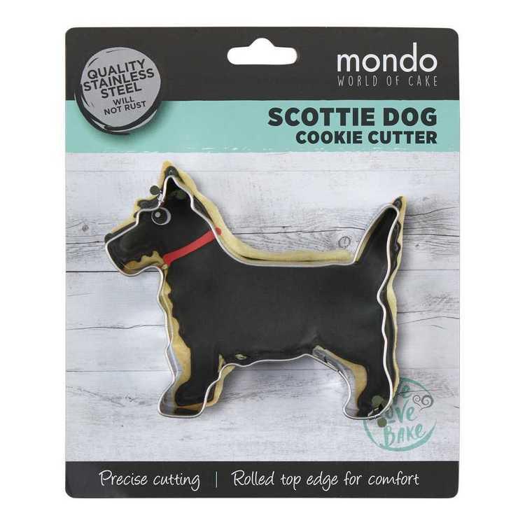 Mondo Cookie Cutter - Scottie Dog