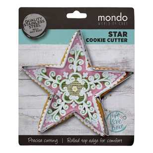 Mondo Start Cookie Cutter