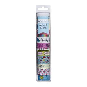 Crafters Choice Plan It Washi Tape Value Tube