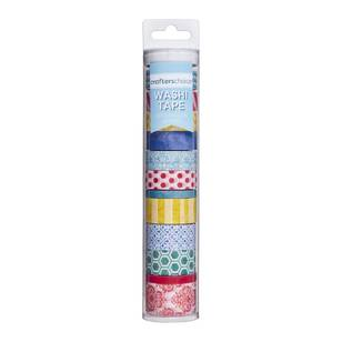 Crafters Choice Watercolour Wishes Washi Tape Value Tube