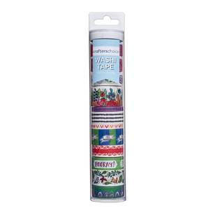 Crafters Choice Sketch Book Washi Tape Value Tube
