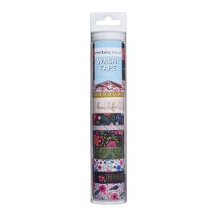 Crafters Choice Bloom Washi Tape Value Tube