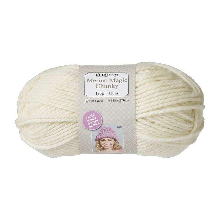 Merino Magic 125 g Chunky Yarn