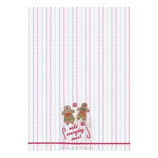 Living Space Festive Everyday Sweet Tea Towels 3 Pack