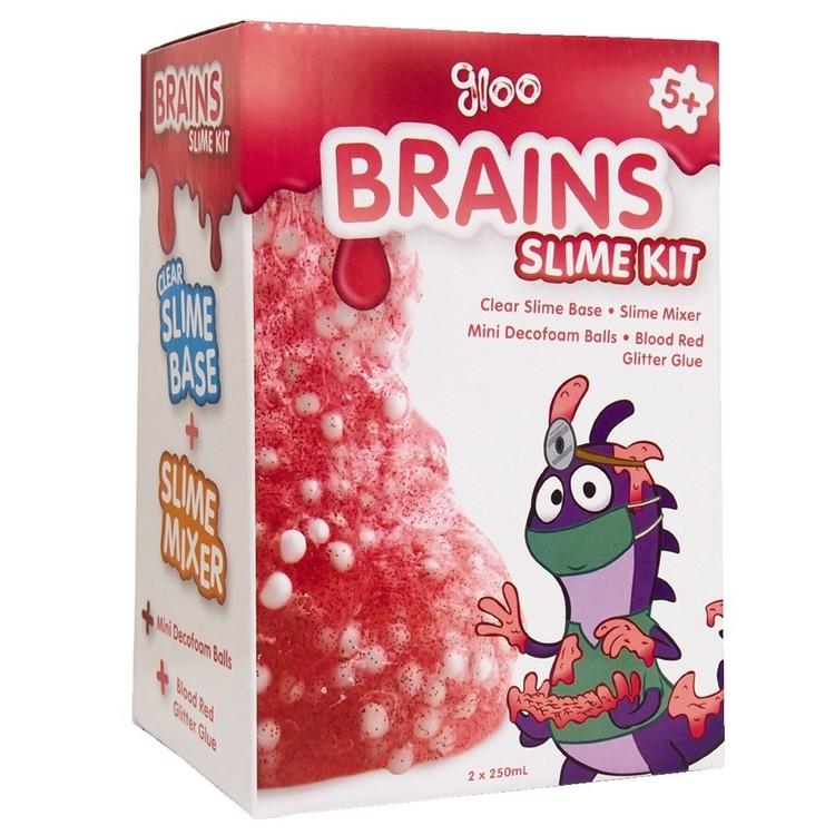 Gloo Brains Slime Kit